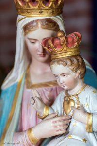 Wamel Maria en Kind