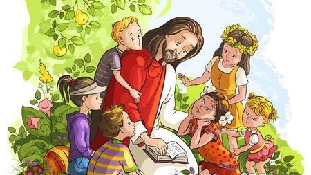 jezus leest