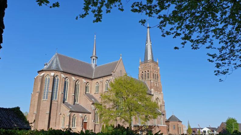 Kerk-Sint-Barbara-Dreumel